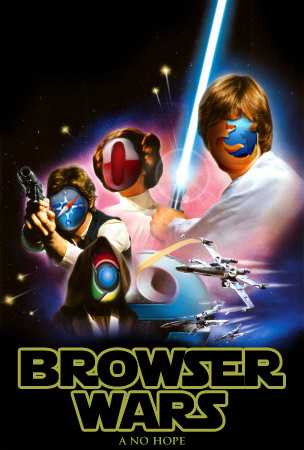 Browser Wars - May Compatibility Be With You